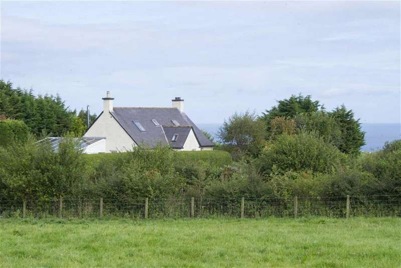 4 Bedrooms Detached House for sale in Lumsdaine, Coldingham, Berwickshire, TD14