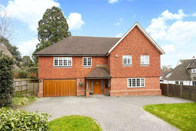 6 Bedrooms Detached House for sale in Croydon Road, Reigate, Surrey, RH2