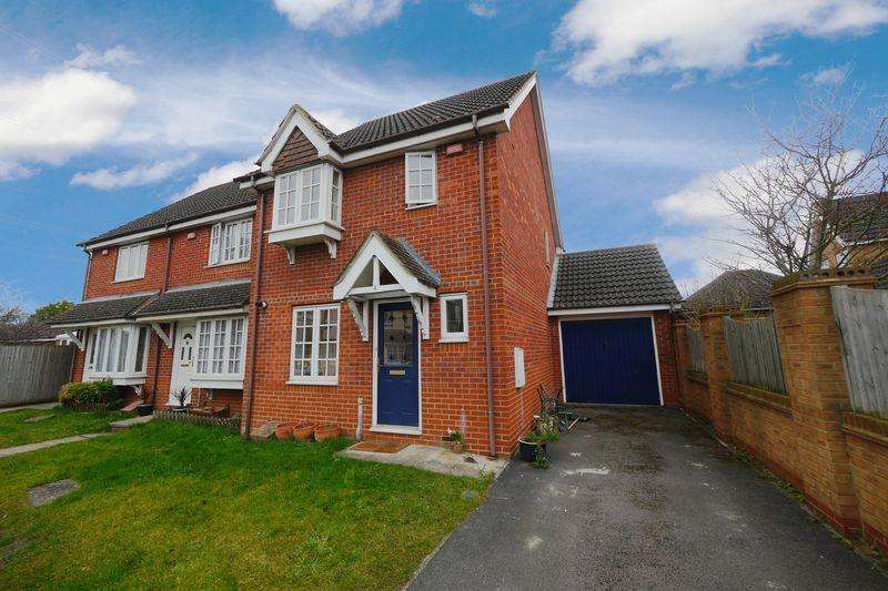3 Bedrooms End Of Terrace House for sale in Dudwell, Didcot