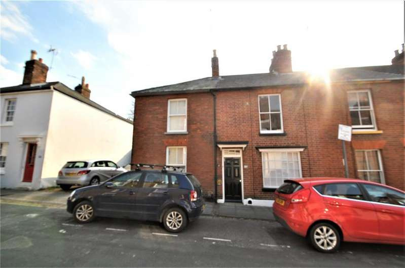 2 Bedrooms Terraced House for sale in Cossington Road, Canterbury, CT1