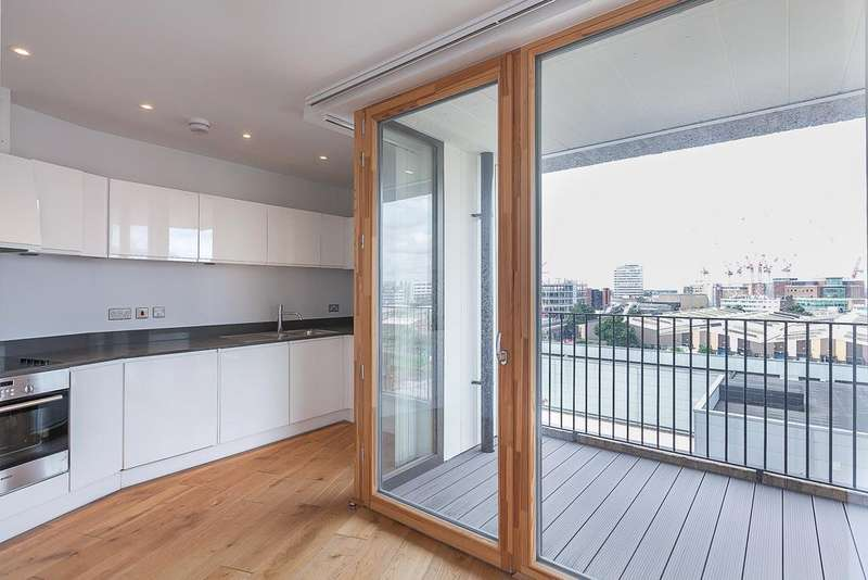 2 Bedrooms Flat for sale in Freston Road, North Kensington