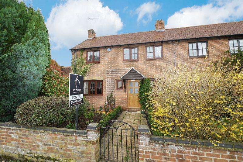 4 Bedrooms Semi Detached House for sale in QUEEN STREET, DORCHESTER-ON-THAMES