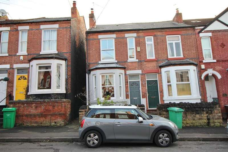 3 Bedrooms End Of Terrace House for sale in Central Avenue, New Basford, Nottingham