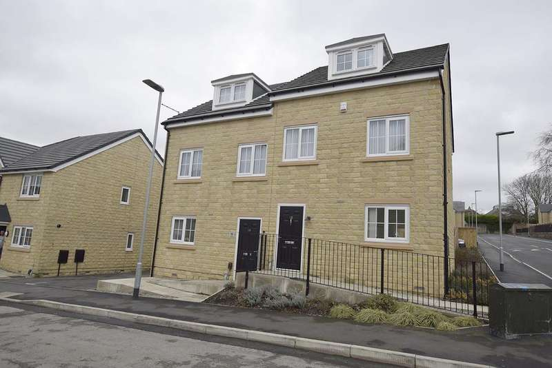 3 Bedrooms Semi Detached House for sale in Kirkgate, Burnley BB11 3LA