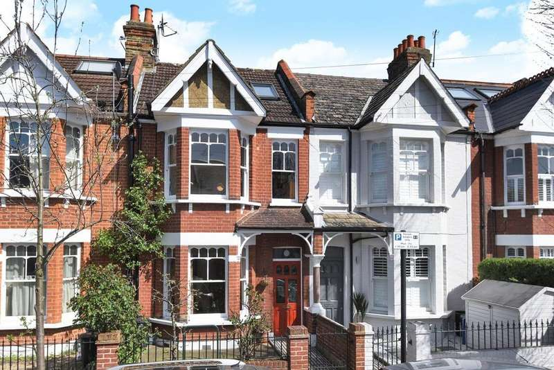4 Bedrooms Terraced House for sale in Clonmore Street, Southfields