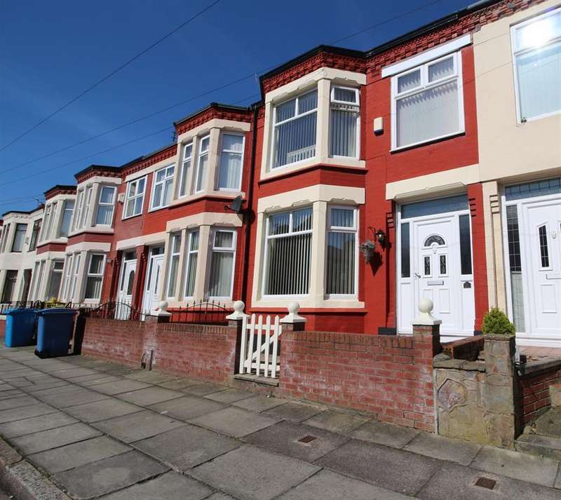 3 Bedrooms Town House for sale in Trevor Road, Liverpool, L9 8DY