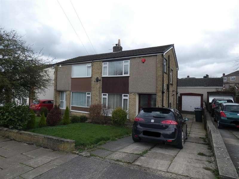 3 Bedrooms Semi Detached House for sale in Wesley Avenue, Low Moor, Bradford, BD12 0NR