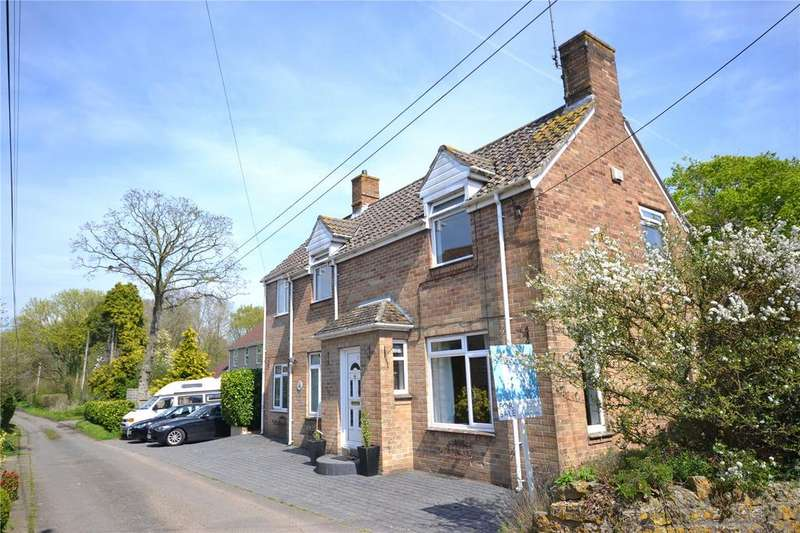 4 Bedrooms Detached House for sale in Church Lane, Seavington, Ilminster, Somerset