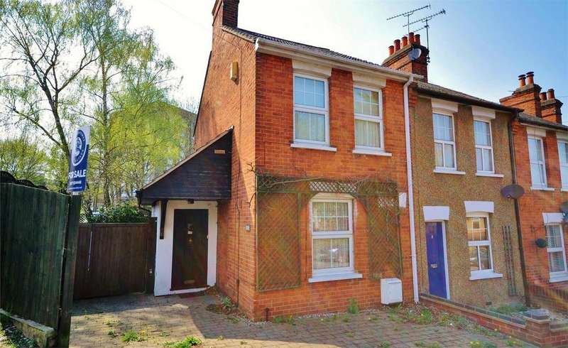 2 Bedrooms Cottage House for sale in Weald Road, BRENTWOOD
