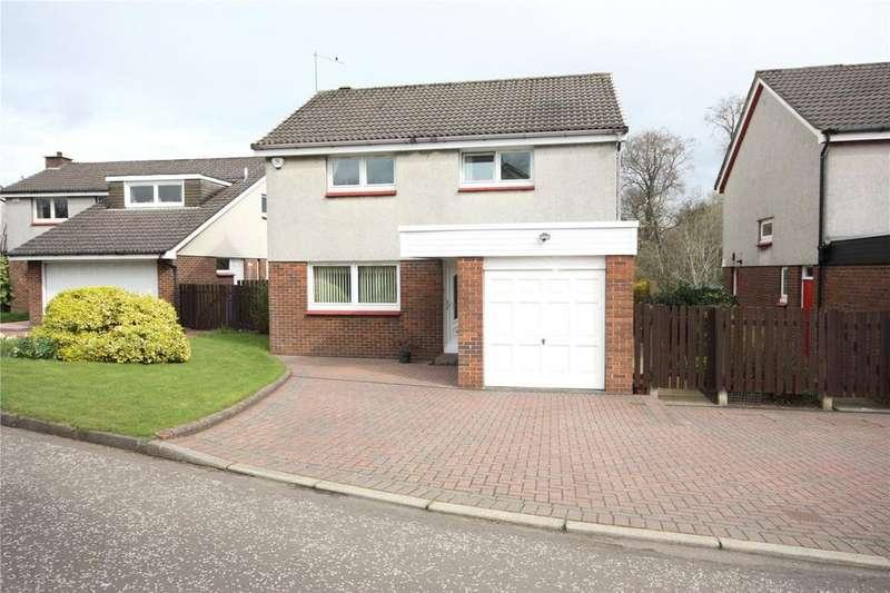 4 Bedrooms Detached House for sale in 4 Kilnbank Crescent, Ayr, South Ayrshire, KA7