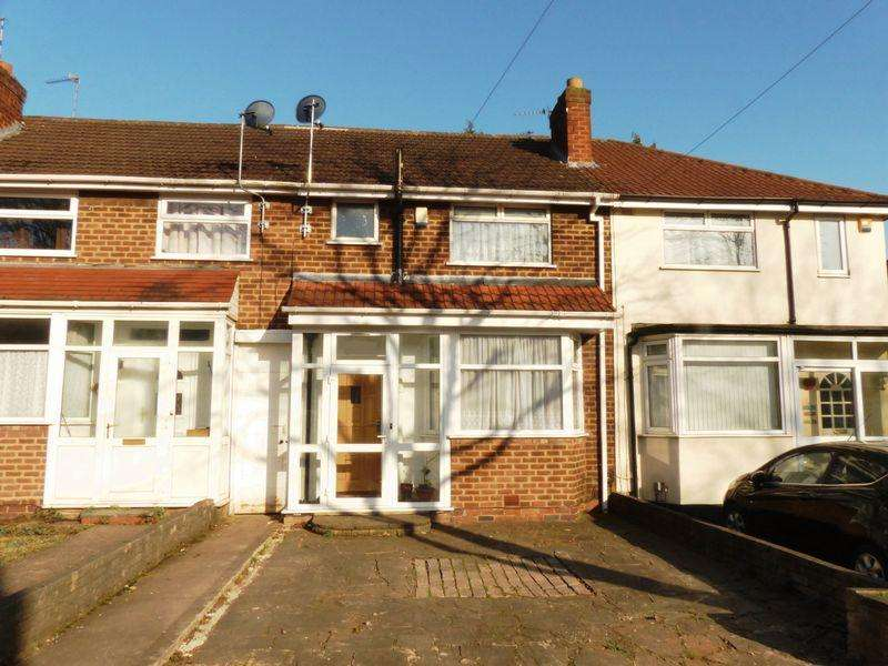 3 Bedrooms Terraced House for sale in Old Oscott Lane, Great Barr
