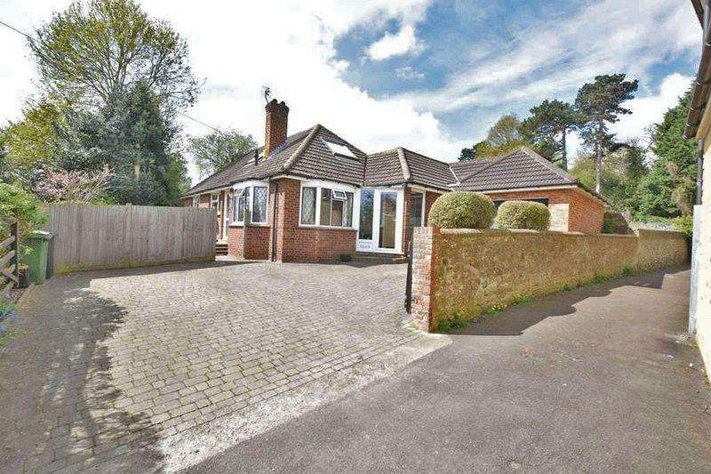 4 Bedrooms Detached House for sale in Bower Mount Road, Maidstone