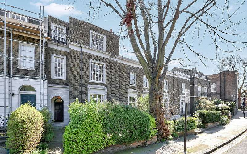 4 Bedrooms Terraced House for sale in Canonbury Grove, N1 2HP