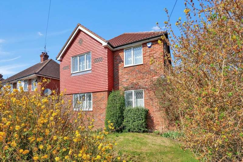 3 Bedrooms Detached House for sale in Henry Road, Aylesbury