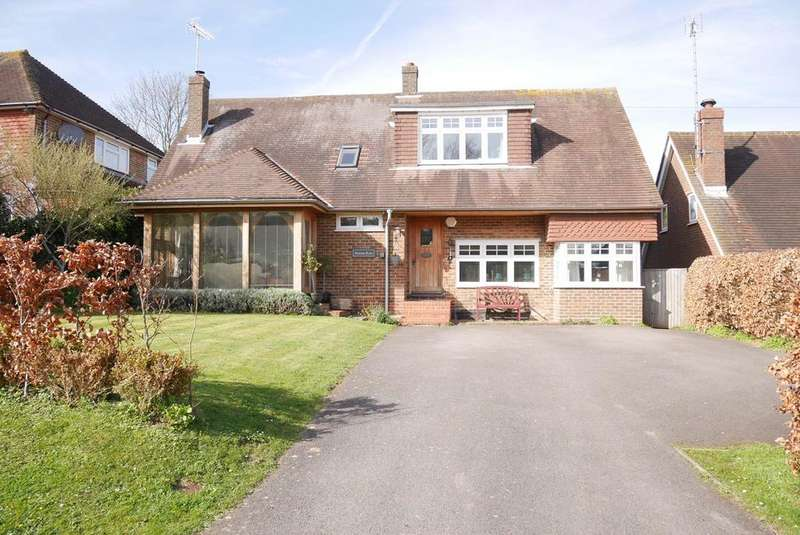 3 Bedrooms Detached House for sale in North Road, Alfriston, BN26