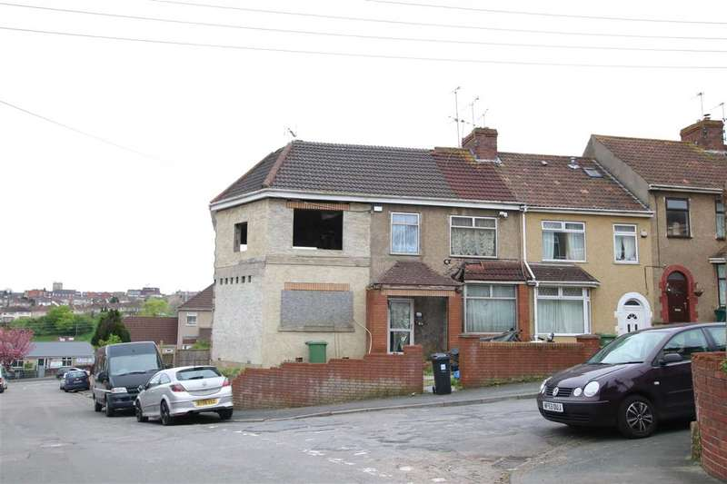 3 Bedrooms End Of Terrace House for sale in Northend Avenue, Kingswood, Bristol