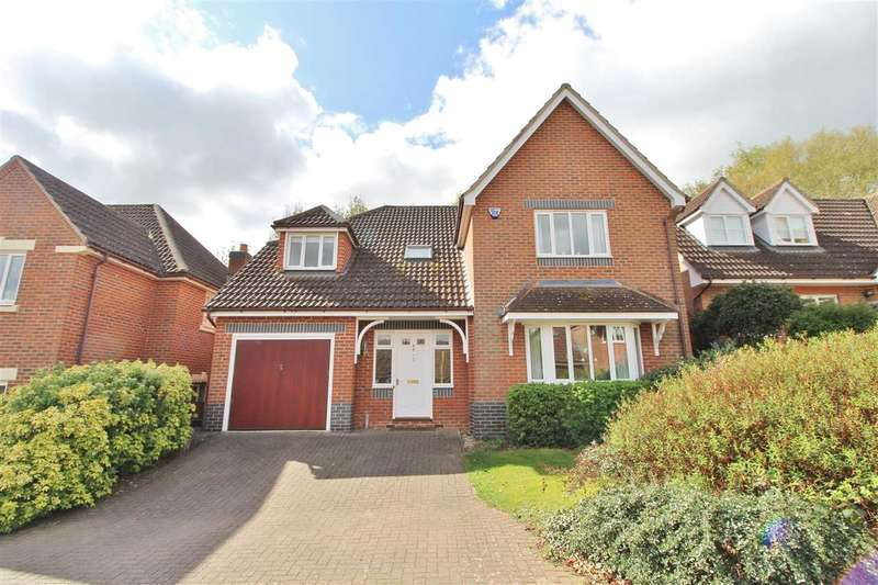 4 Bedrooms Detached House for sale in Rush Close, Rushmere St Andrew