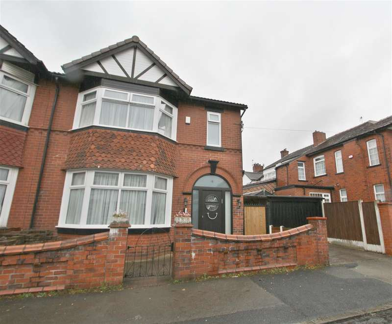 6 Bedrooms Semi Detached House for sale in Wilton Avenue, Prestwich