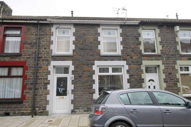 3 Bedrooms Terraced House for sale in Enid Street, Trealaw