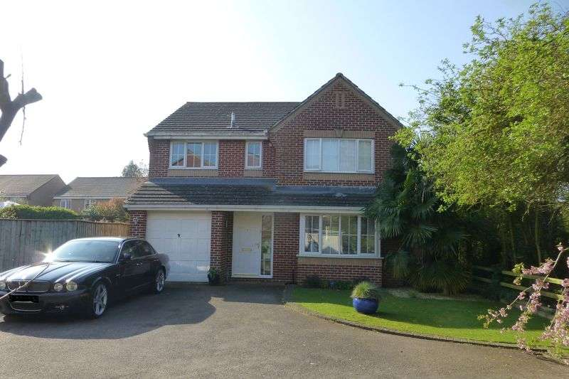 4 Bedrooms Property for sale in Cranesbill Drive, Bicester