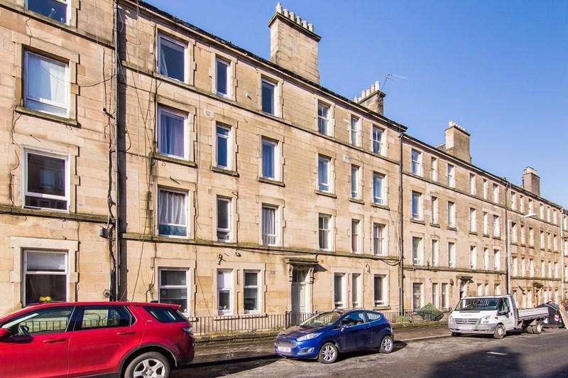 1 Bedroom Property for sale in 14/4, Wardlaw Street, Gorgie, Edinburgh, EH11 1TR