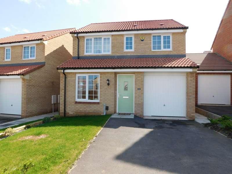 3 Bedrooms Detached House for sale in Nightjar Way, Rainworth, Mansfield NG21