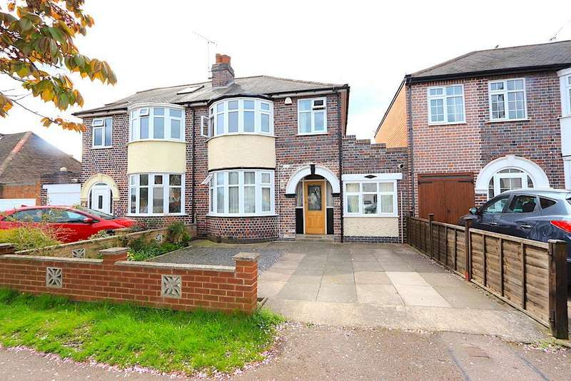 3 Bedrooms Detached House for sale in Braunstone Lane, Braunstone Town