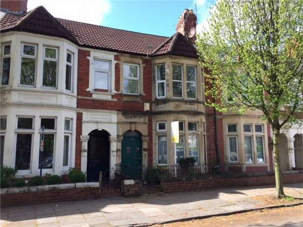 3 Bedrooms Terraced House for sale in Clive Road, Canton, Cardiff, South Glamorgan