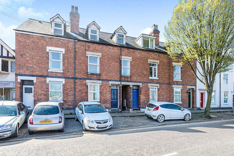 1 Bedroom Flat for sale in Bransford Road, Worcester, WR2