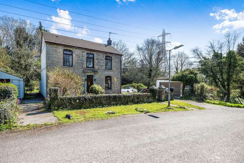 4 Bedrooms Detached House for sale in Felin Fran, Llansamlet, Swansea