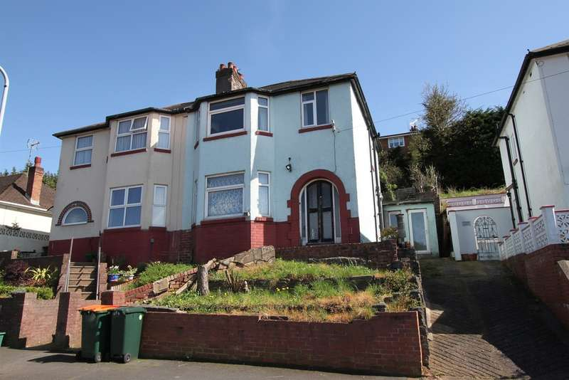 3 Bedrooms Semi Detached House for sale in East Grove Road, Newport