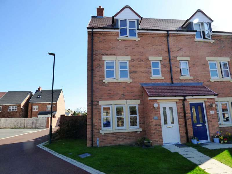 3 Bedrooms Semi Detached House for sale in Annan Gardens, Saltburn By The Sea