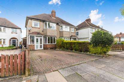 3 Bedrooms Semi Detached House for sale in Widney Avenue, Selly Oak, Brimingham, West Midlands