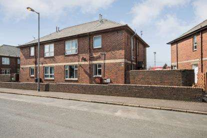 2 Bedrooms Flat for sale in York Street, Ayr