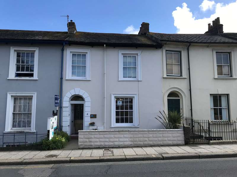 4 Bedrooms House for sale in 6 Ferris Town, Truro, Cornwall