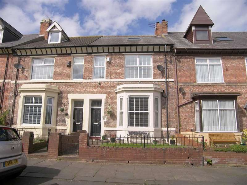 4 Bedrooms Terraced House for sale in Grosvenor Place, North Shields, Tyne And Wear, NE29