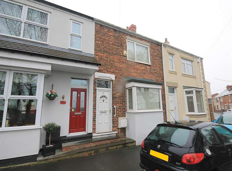 2 Bedrooms Terraced House for sale in Cooperative Terrace, Coxhoe, Durham