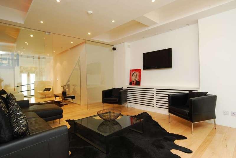 1 Bedroom Flat for sale in Cowper Street, City, EC2A
