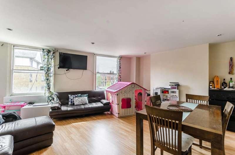 3 Bedrooms Flat for sale in Denmark Hill, Denmark Hill, SE5