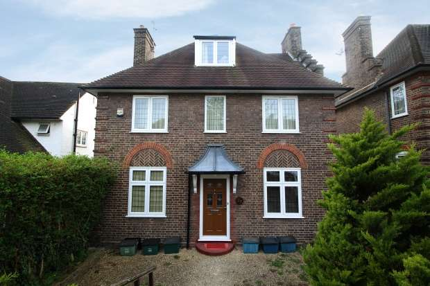 4 Bedrooms Detached House for sale in Pollards Hill West, London, Greater London, SW16 4NU
