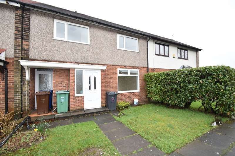 3 Bedrooms Town House for sale in Lostock Walk, Whitefield, Manchester, M45