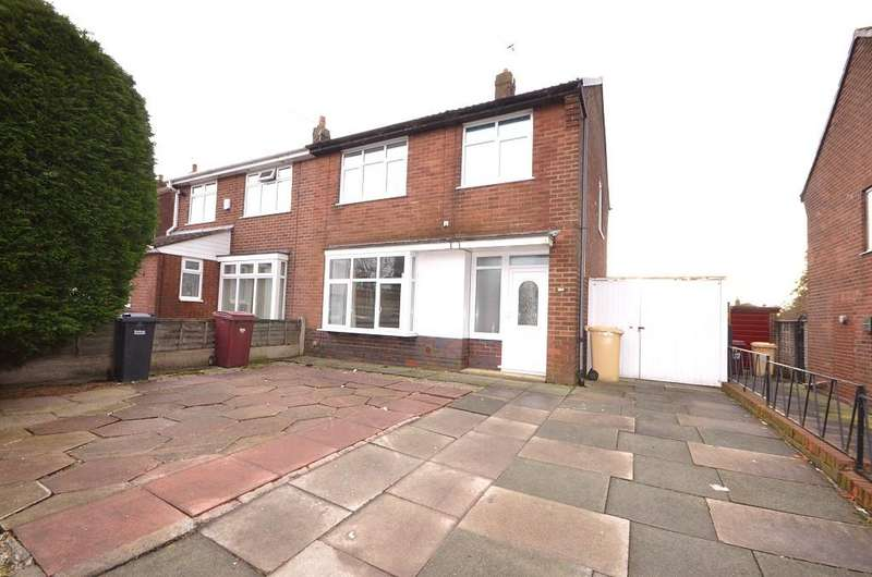 3 Bedrooms Semi Detached House for sale in Park Road, Westhoughton BL5