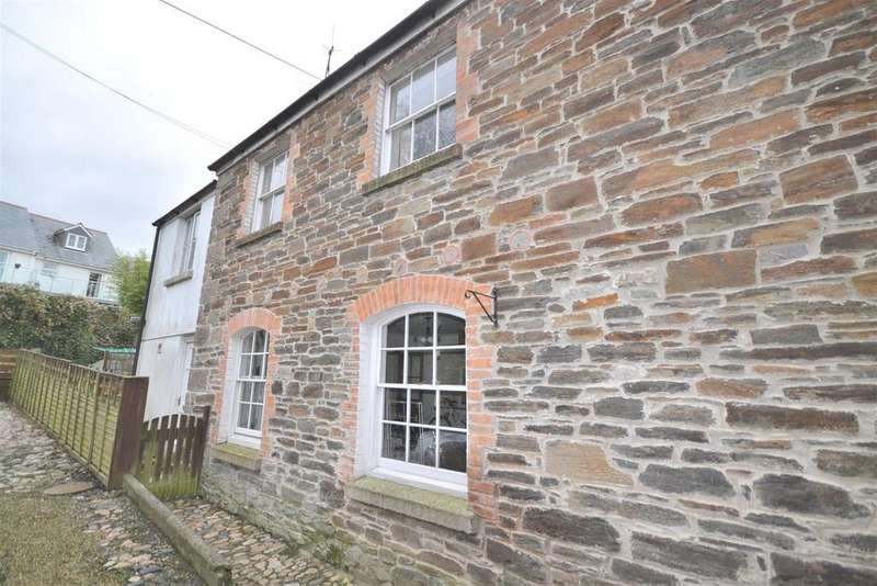 3 Bedrooms End Of Terrace House for sale in Church Street, Helston