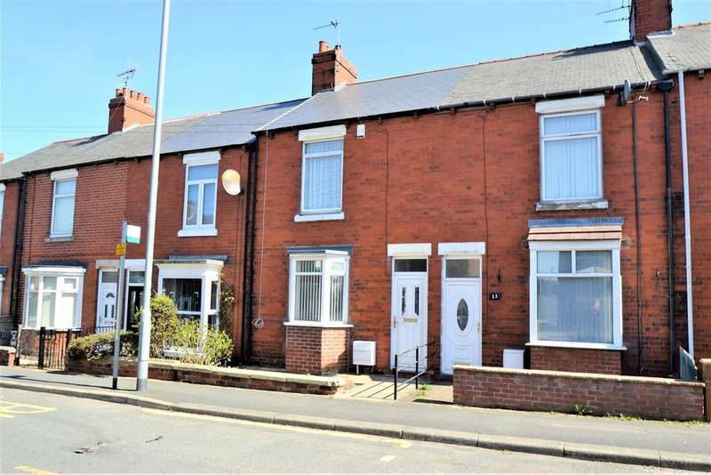 2 Bedrooms House for sale in West Terrace, Spennymoor