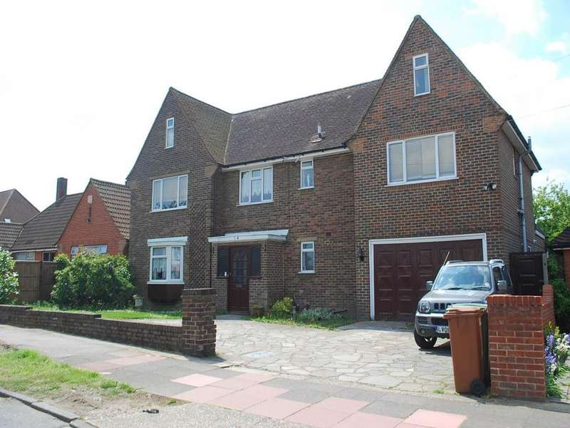 1 Bedroom House Share for rent in Farwell Road, Sidcup, Kent