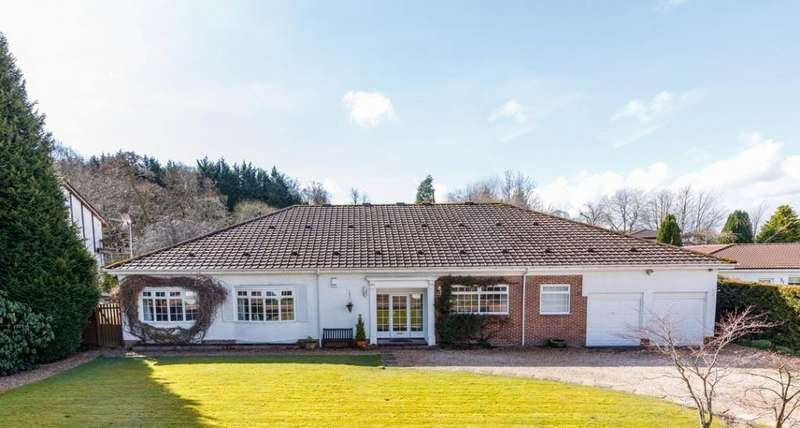 4 Bedrooms Detached Bungalow for sale in 6 Forrestfield Crescent, Newton Mearns, G77 6DZ