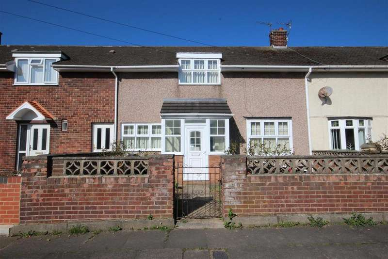 2 Bedrooms Terraced House for sale in Lovat Grove, Owton Manor, Hartlepool