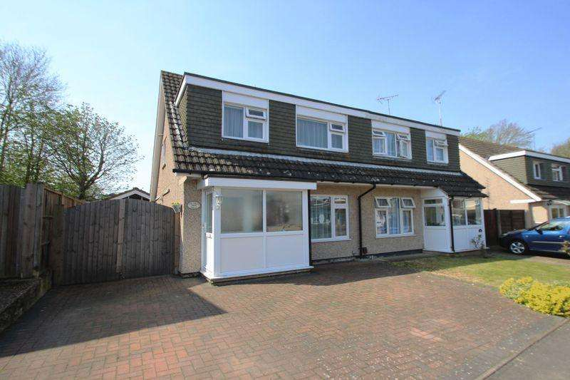 4 Bedrooms Semi Detached House for sale in North Tonbridge