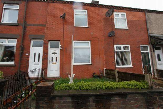 3 Bedrooms Terraced House for sale in Wigan Road Ashton In Makerfield Wigan