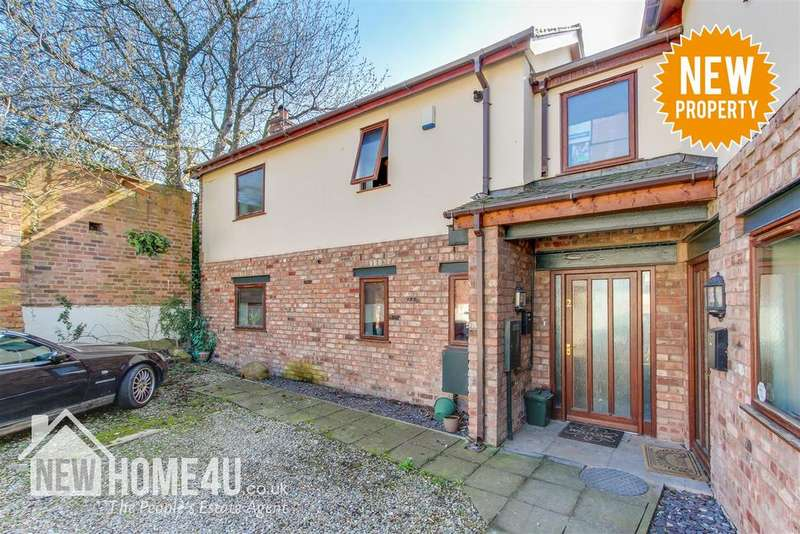 1 Bedroom Semi Detached House for sale in Fellows Lane, Caergwrle, Wrexham